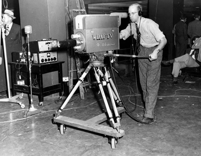 Fox 4 Archive 1950s